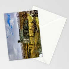 Derilict in the Yorks Dales Stationery Cards