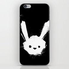 minima - splatter rabbit  iPhone & iPod Skin