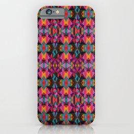 Geometric Fun iPhone Case