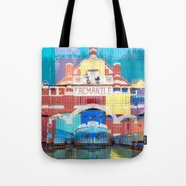 Fremantle Markets Tote Bag
