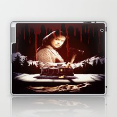 The Horror of Misery Laptop & iPad Skin
