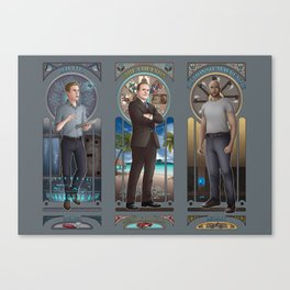 Art Nouveau - AoS Men Canvas Print