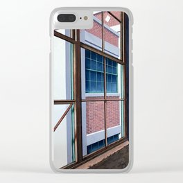 As a Book: Project Artaud View Clear iPhone Case