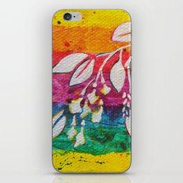 Leaves on the World Tree: Bamars Padauk iPhone Skin