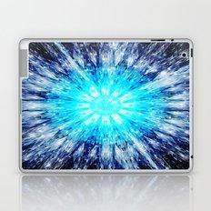 Winter Snow Mandala Laptop & iPad Skin