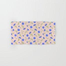 Cornflower pattern Hand & Bath Towel