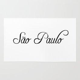 Sao Paulo Rug