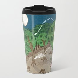 The little big forest Travel Mug