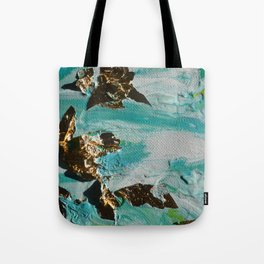 Golden Marine Tote Bag