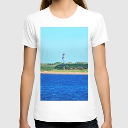 Range Light on Stilts T-shirt