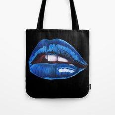 Cool Lips Tote Bag