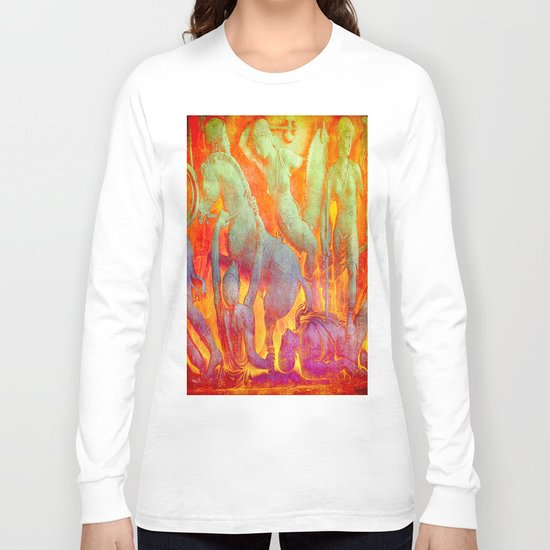Bas Relief  Long Sleeve T-shirt