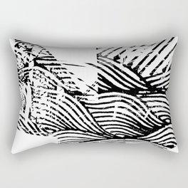 MineTower Rectangular Pillow