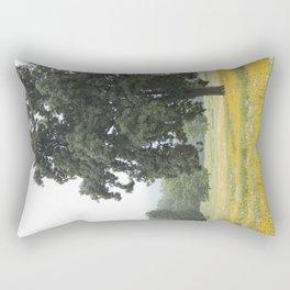 The Daisy Tree Rectangular Pillow