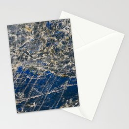 Botanical Gardens II - Holographic Mineral #360 Stationery Cards