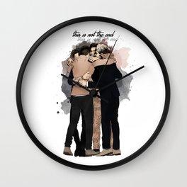 One Direction Final Hug Wall Clock