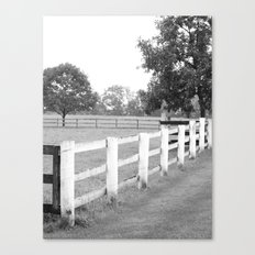 Farmhouse Charm Canvas Print