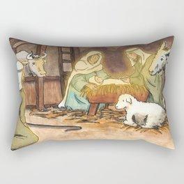 Christmas is Here Rectangular Pillow