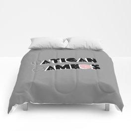 Vatican Cameos - Sherlock Comforters