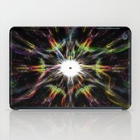 rave iPad Cases featuring Rave color by Angel Decuir