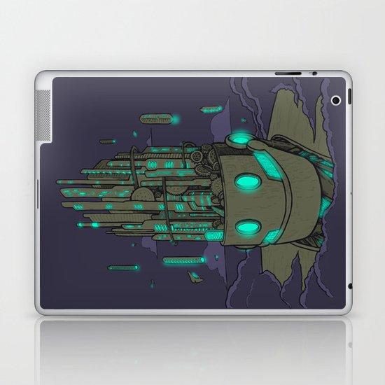 City Top Laptop & iPad Skin