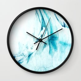 Glacier Wall Clock