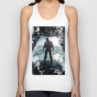 steve rogers Tank Tops featuring Steve Rogers 002 by TheTreasure