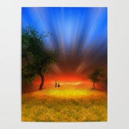 Ein neuer Tag Poster