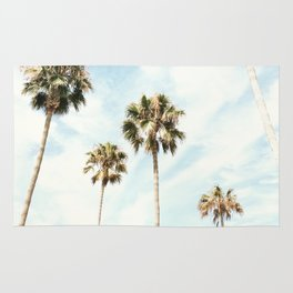 Palm Trees Please Rug