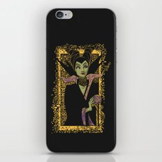 The Dark Faerie iPhone & iPod Skin