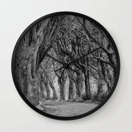 The Trees, Norfolk Wall Clock