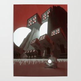 ART ILLERY Poster