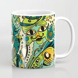 Cat - 12 Animal Signs Coffee Mug
