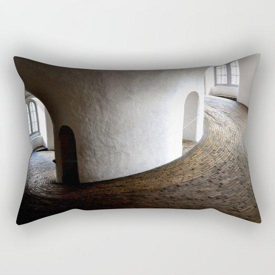 tower two Rectangular Pillow