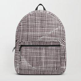 Ink Weaves: Morganite Backpack