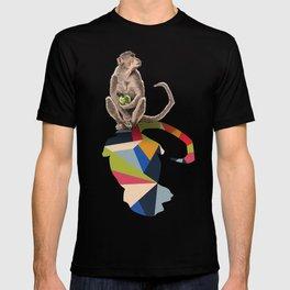Walking Shadow, Monkey T-shirt