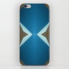 sym6 iPhone & iPod Skin