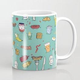 Breakfasts are people too Coffee Mug