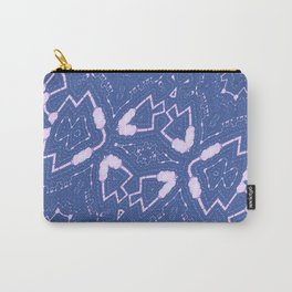 Fractal Circuitry Carry-All Pouch
