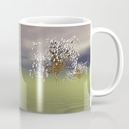 strange world - strange landscape Coffee Mug
