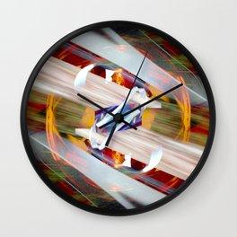 Velocity Wall Clock