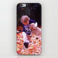 glory iPhone & iPod Skin