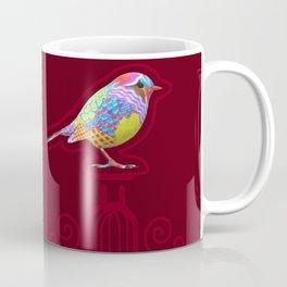 Uncaged Coffee Mug