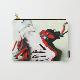 Elephant Naked Man Carry-All Pouch