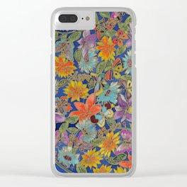 Taman Sari Clear iPhone Case