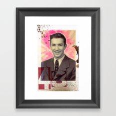 Collage 48 Framed Art Print