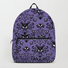 Purple Wallpaper Backpack