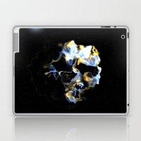 Ghostly Nebulae Laptop & iPad Skin