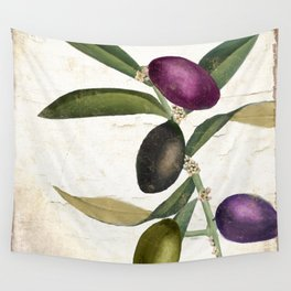 Olive Branch II Wall Tapestry