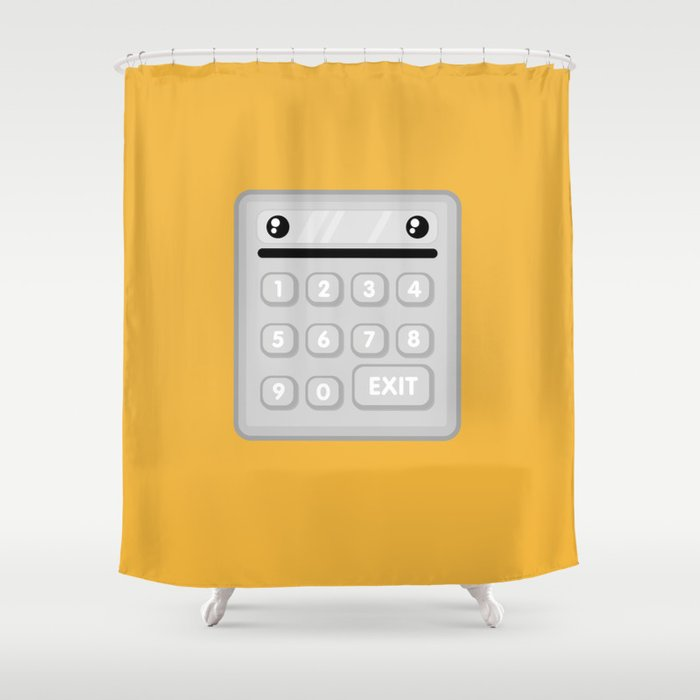 Useful Paddy Shower Curtain